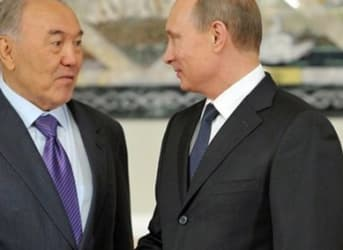 The Russian Empire - Is Kazakhstan Next?