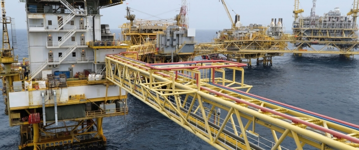 Thailand offshore gas