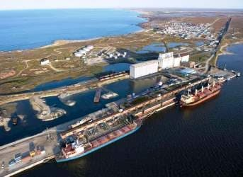 Canadian Arctic Port Presses Forward on Oil Exports