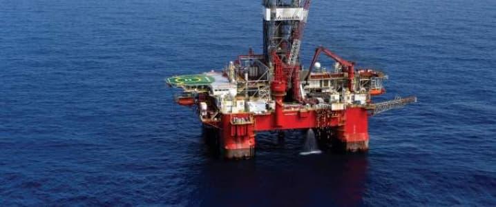 Offshore Platform Mexico
