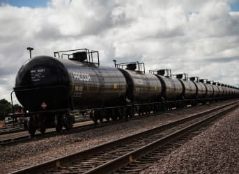 Safety Concerns Mount As Rail Shipments Of Oil Grow
