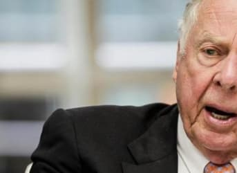 T. Boone Pickens Points The Finger At U.S Shale