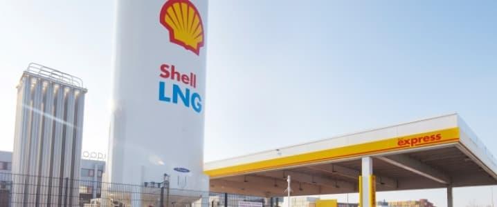 Shell hydrogen