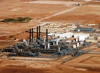 Anadarko Begins Production in Algeria's Field of Dreams