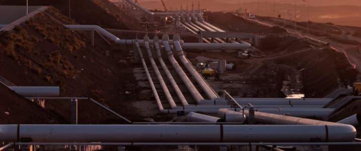 oil infra Turkey