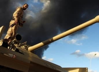 Libya Oil Output Plunges Amid Heightened Violence