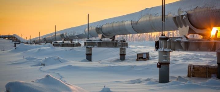 Russia pipeline