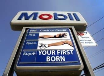 Politics, Pandering and Petroleum Prices