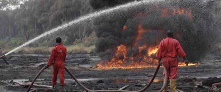 Pipeline Explosion Nigeria