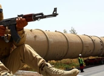 Iraq On The Brink Of Chaos As Oil Revenues Fall