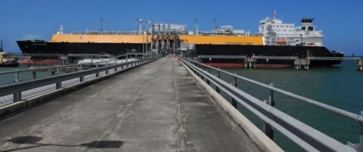 LNG Brazil