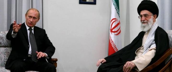 Putin Khamenei