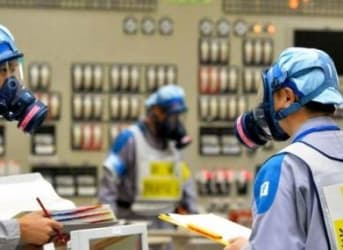 Japan To Restart Several Nuclear Plants, But Opposition Is Fierce