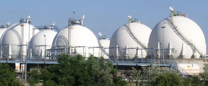 Petchem plant