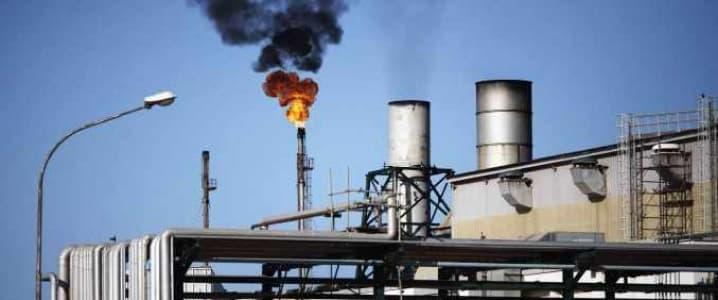 Libya Hariga Oil Export Terminal