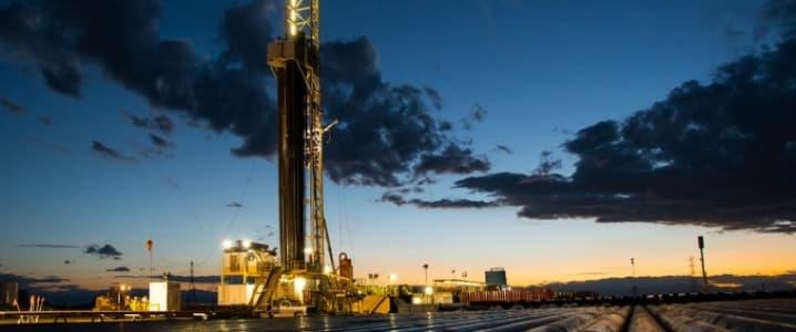 oil rig pipeline