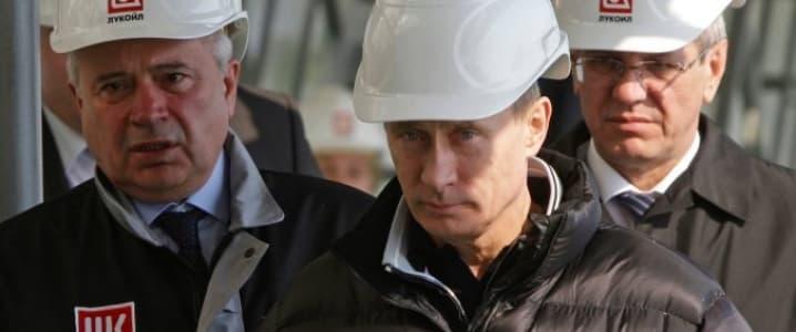Putin lukoil