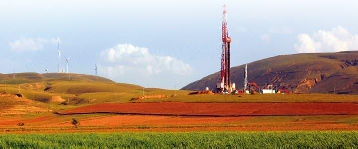 China shale