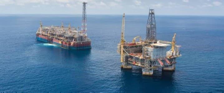 Angola Offshore platform