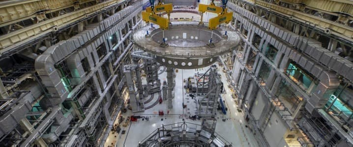 Building The World's First Nuclear Fusion Reactor thumbnail