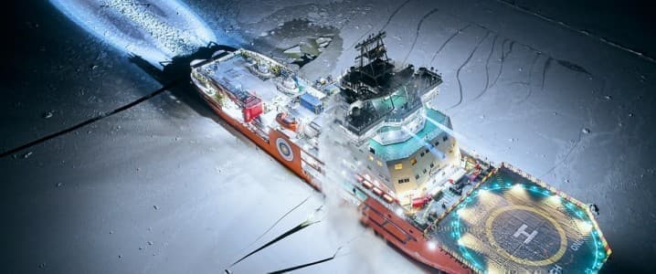 Russian LNG Gets A Climate Change Boost  image