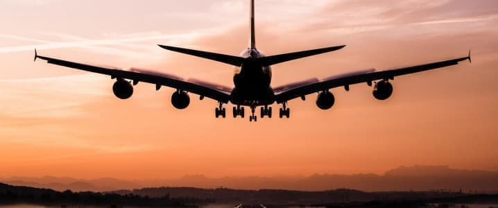 Why An Air Travel Recovery Won`t Spark An...