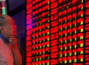 Midweek Sector Update: China's Stock Market Crash Looming Large Over Oil Prices