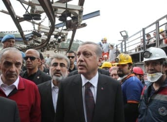 Turkey's Erdogan Prepares for Another Showdown After Mine Accident