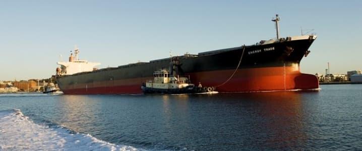 Oil tanker Asia