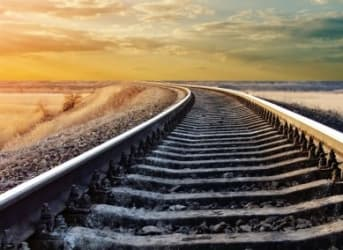 Railroad Stocks Hit Hard By Oil And Coal Collapse