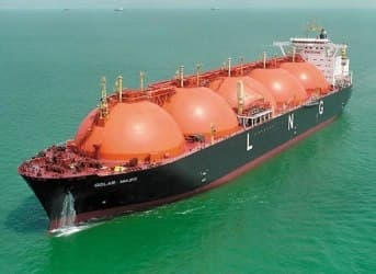 Asia Quickly Dominating LNG Tanker Market