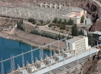 Conflict Over Water In Central Asia