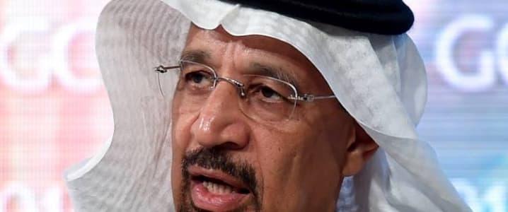 Saudi Oil Minister