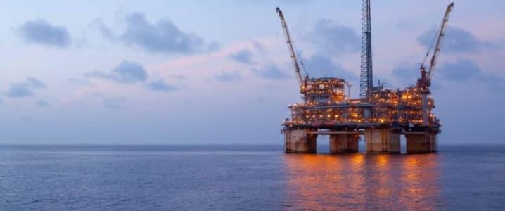 Gulf of Mexico platform
