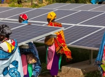 Solar Power Growth Soars In Africa