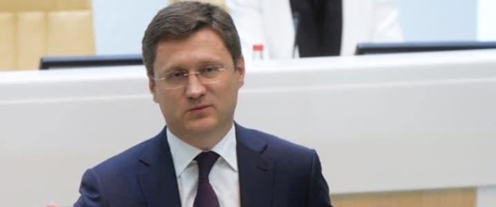 Minister Novak