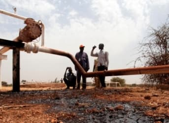 Violence In South Sudan Threatens Chinese Oil Investment