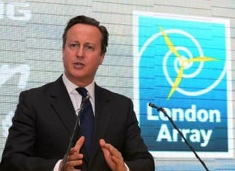 David Cameron's Energy Strategy Faces Tough Challenges