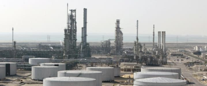 oil facilities