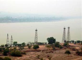 Myanmar: New Frontline for East-West Oil Rush