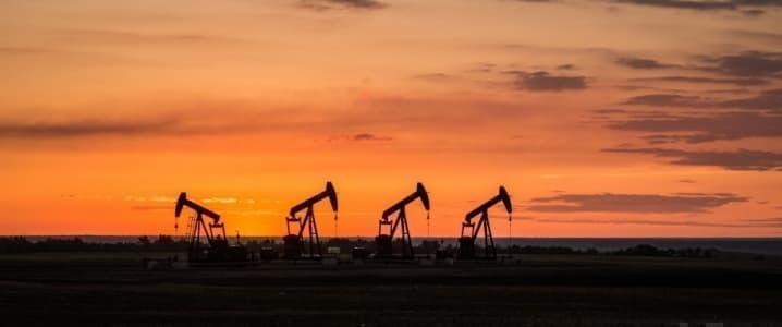 Oil rigs