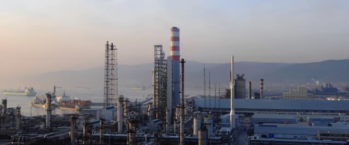 Refinery Turkey
