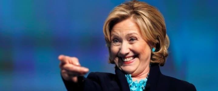 Clinton Fracking
