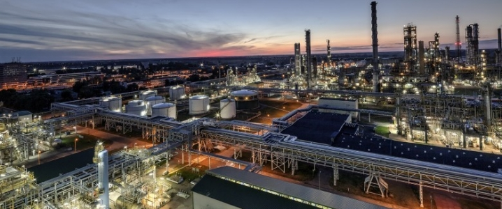 Refinery Eastern Europe