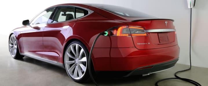 Charging Car