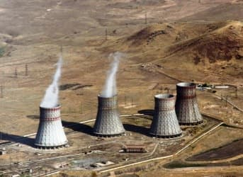 Armenia's Metsamor NPP, Built Near Fault Line, Gets 10 Year Life Extension