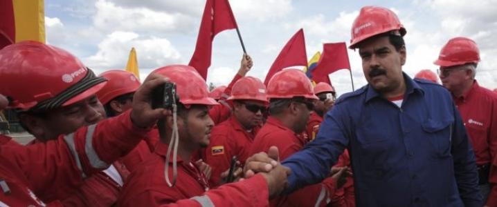 Maduro PDVSA