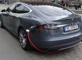 Tesla's License Plate Mystery Debunked