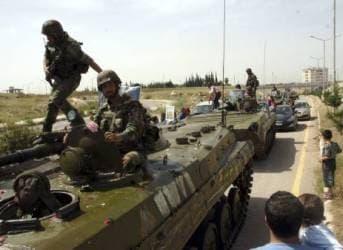 Open Season on Syria's Civil War