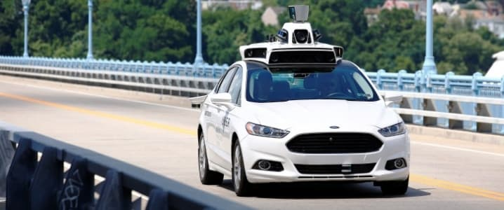 Robo-Taxi Set For Arizona Rollout | OilPrice com
